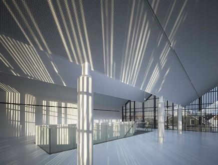 תחרות אדריכלים, מוזיאון ימי פנים, צילום mecanoo