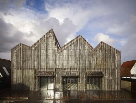 תחרות אדריכלים, מוזיאון ימי
