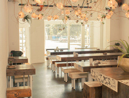 תחרות אדריכלים, מסעדה קנדה פנים