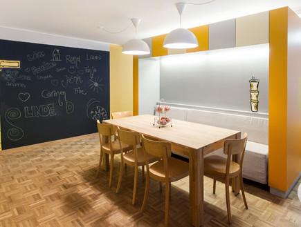 תחרות אדריכלים, מרפאת ילדים פנים, Dan Pearlman Markenarchitektur G