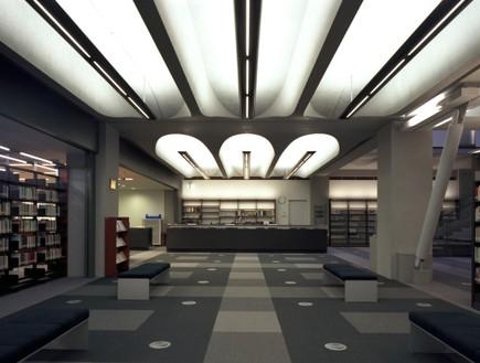 תחרות אדריכלים, ספרייה יפן