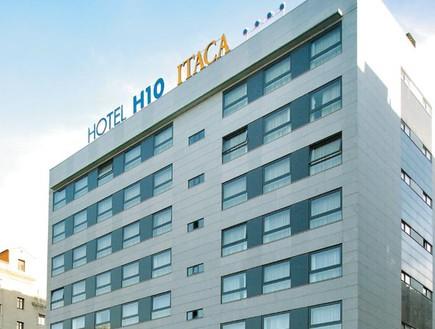 H10  מלונות בברצלונה, מלון