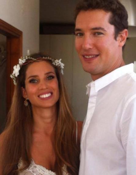 דודי בלסר חתונה