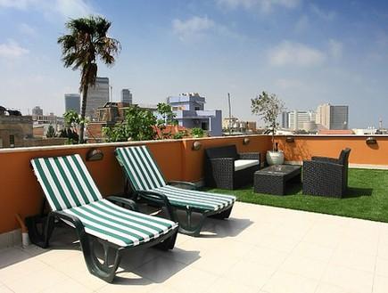 מלון גלילאו , מלונות בוטיק בתל אביב)