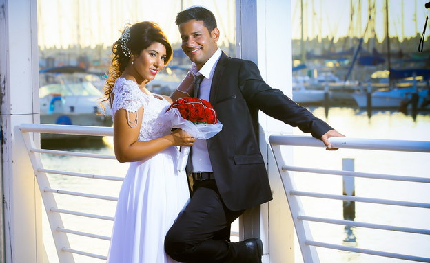 חתונה ראם כהן (צילום: סטודיו פוזות ,mako)