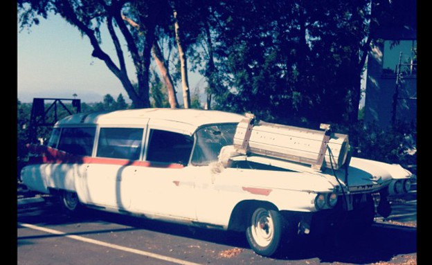 הרכב של מכסחי השדים (צילום: instagram)