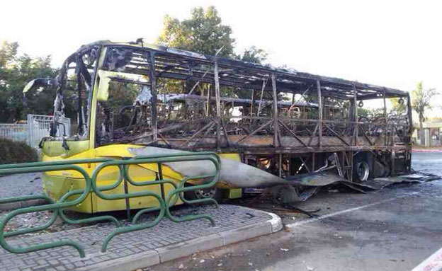 האוטובוס (צילום: עידו גרינשטיין)