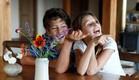 מיכאל רינג, פינת אוכל ילדים, צילום מיכאל רינג (צילום: מיכאל רינג)