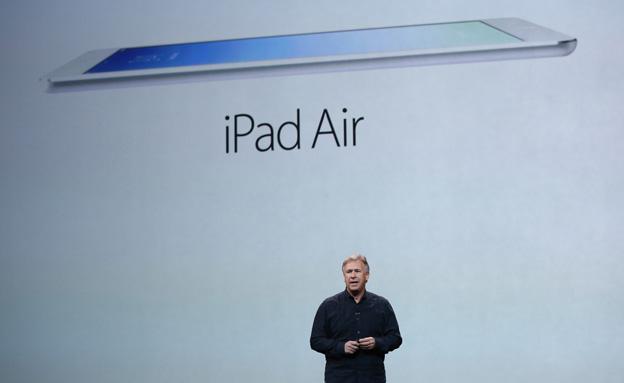 אפל משיקה אייפד חדש (צילום: רויטרס)
