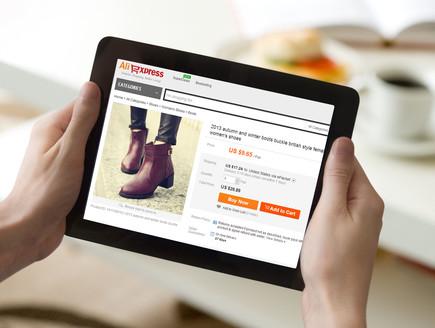קניות ברשת (צילום: thinkstock)