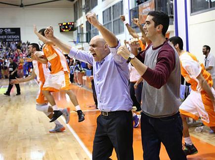 זילברשטיין, מאמן חודש אוקטובר (אתר המנהלת)