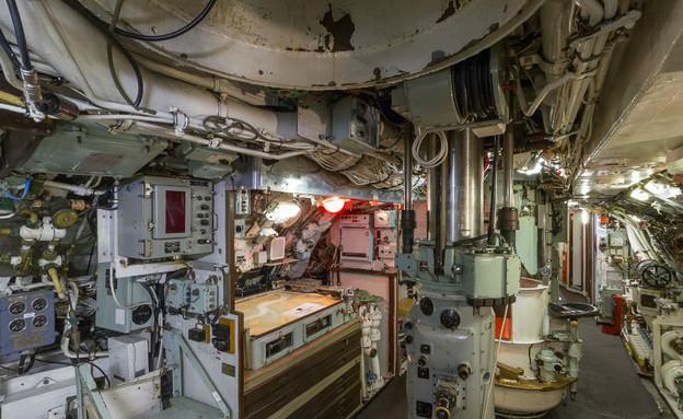 הצוללת הבריטית אוסלוט (צילום: Paul Wilkinson ,flickr)