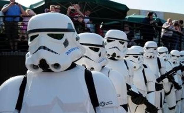 אודישנים למלחמת הכוכבים (צילום: rawstory)