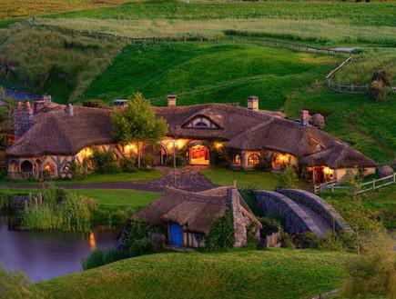 הכפר של שר הטבעות, כפרים יפים