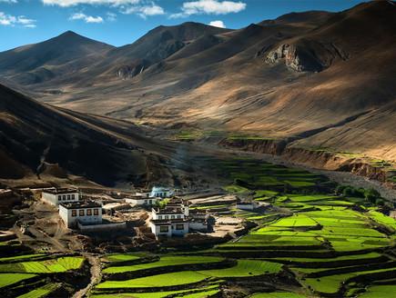 כפר בהימלאיה, כפרים יפים