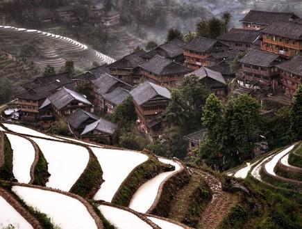 כפר בסין, כפרים יפים