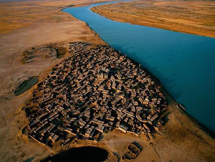 כפר מאלי, כפרים יפים