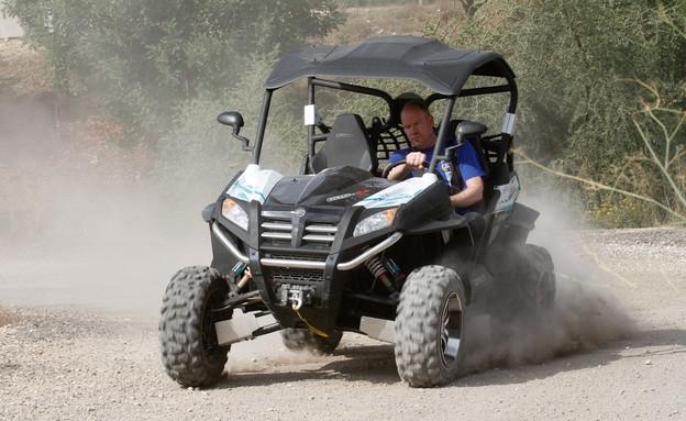 השקת מותג CF MOTO בישראל (צילום: רונן טופלברג)