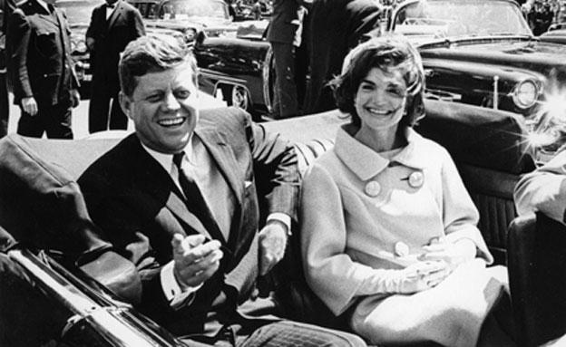 """אבידה אישית לכל אחד"". ג'ון קנדי (צילום: רויטרס)"