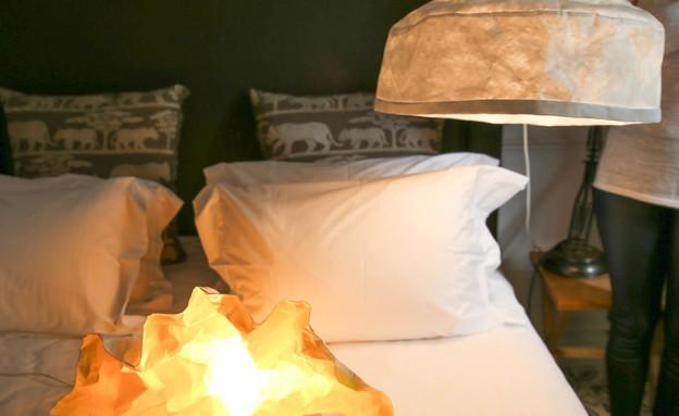 הפקת אור, מירב ברזילי פלד, מיטה (צילום: לימור הרצוג אהרוני)
