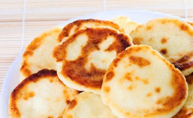לביבות גבינה מתוקות (צילום: istockphoto ,istockphoto)