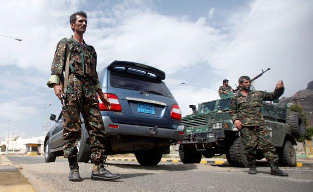 "דיווח: ""נפגעים בפיצוץ בבירה צנעא"". ארכיון (צילום: רויטרס)"
