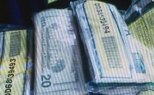 הזמינו המבורגר קיבלו אלפי דולרים (צילום: צילום מסך)