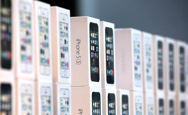 אייפונים (צילום: אימג'בנק/GettyImages)