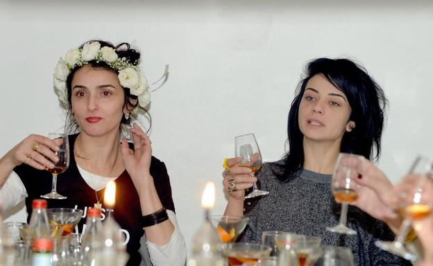 מסיבת רווקות (צילום: תמר מצפי ,mako)
