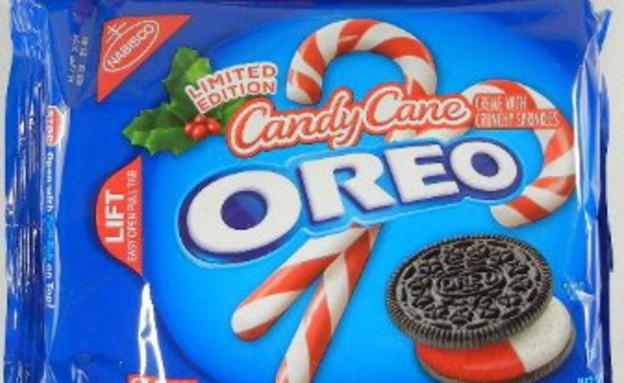 ממתקים שאפשר להשיג לקראת כריסטמס - אוראו (צילום: צילום מסך מהאתר www.amazon.com)
