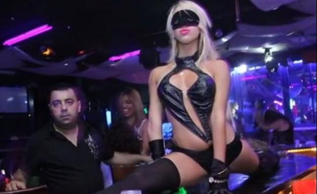 סתיו קצין רקדנית  (צילום: צילום מסך מתוך youtube)