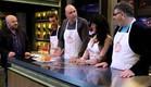 כששופטי הכוכב הבא הגיעו למטבח של מאסטר שף (תמונת AVI: mako)