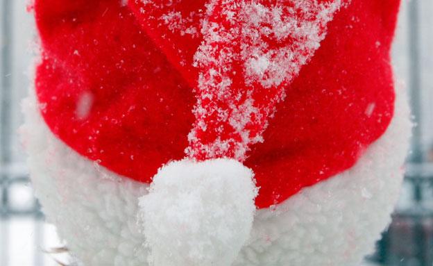 סנטה קלאוס (צילום: חדשות 2)