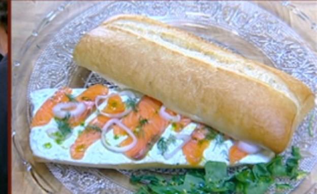 סנדוויץ גרבלקס של טל קטורזה(mako)