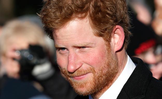 הארי - הנסיך השעיר (צילום: AP)