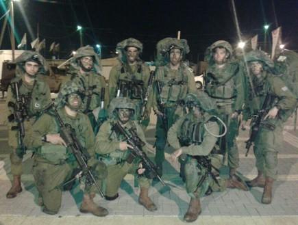 חיילי מבצעית נחשון