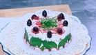 עוגת הסנדוויץ' של ליאור סולומון (תמונת AVI: mako)