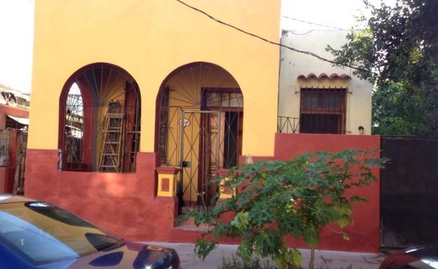 טיהור בית בקובה מבט (צילום: רחלי גניר)