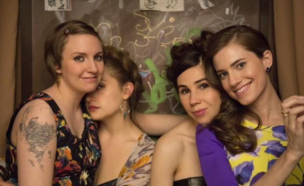 בנות עונה שלישית (יח``צ: Jessica Miglio/HBO)