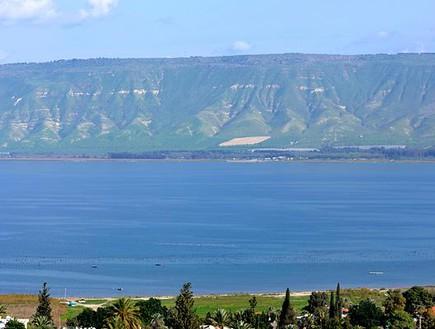 נוף פנורמי, סוויטות מצפה האגם