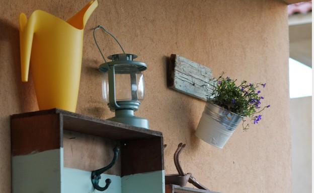 מרפסת, לירון גונן, צבעוני (צילום: לירון גונן)