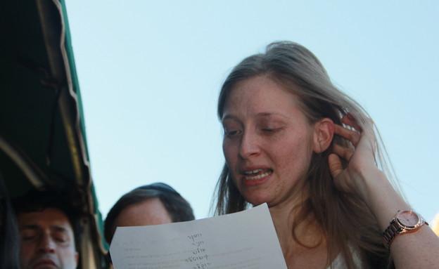 הלוויתו של מנחם זילברמן (צילום: שוש(נה) מיימון, לוס אנג'לס ,mako)