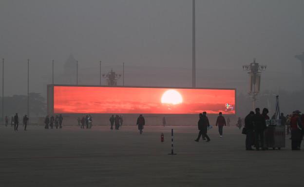 ערפיח בסין  (צילום: אימג'בנק/GettyImages)