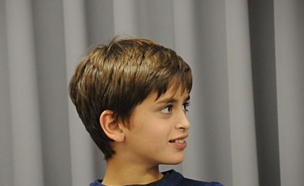 מיכאל זפסוצקי (צילום: ורה ידידיה ,mako)