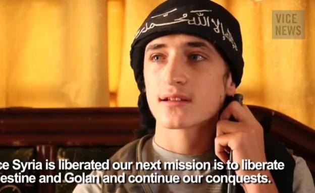 אל קאעידה בסוריה (צילום: Vice)