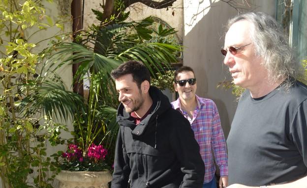 יום הולדת שימי ריגר  (צילום: צ'ינו פפראצי ,mako)