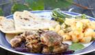 צלעות כבש, סרנדה, אדום אדום (צילום: אפיק גבאי, אוכל טוב)