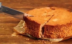 עוגת ספוג (צילום: istockphoto ,istockphoto)