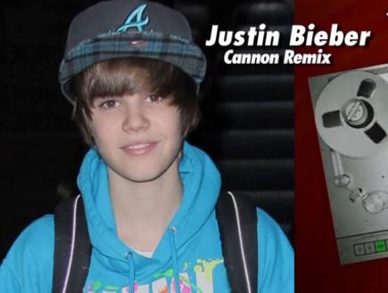 ג'סטין ביבר בן 14 (צילום: צילום מסך מתוך youtube)
