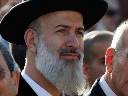 הרב הראשי לשעבר בדרך לספסל הנאשמים?